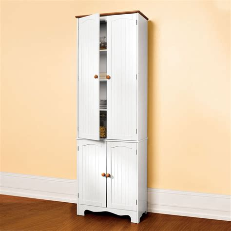 narrow pull out pantry cabinet custom brown wooden narrow kitchen pantry cabinet with