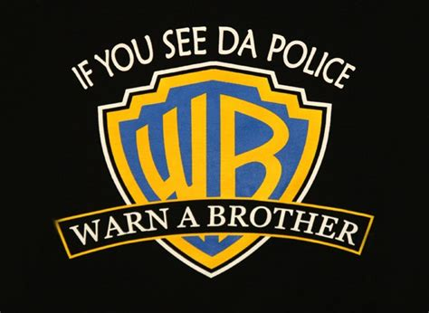 If You See Da Police Warn A Brother By Erica  We Heart It