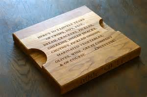 cheese board engraved personalised cheese board set make me something special