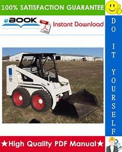 Download Bobcat 731  Manual  Bobcat Service Manual  Bobcat