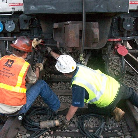 railroad remediation railcar cleaning services mer