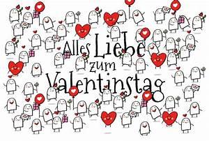 Valentinstag Lustige Bilder : frohen valentinstag mit tucano ecards kaiser ~ Frokenaadalensverden.com Haus und Dekorationen