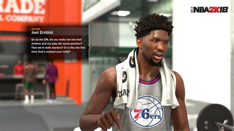 nba  introduces story driven franchise mode polygon