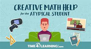 Creative Math Help For The Atypical Student
