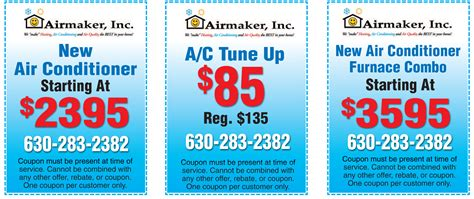 60391 Inc Coupons by Coupons Airmaker Inc