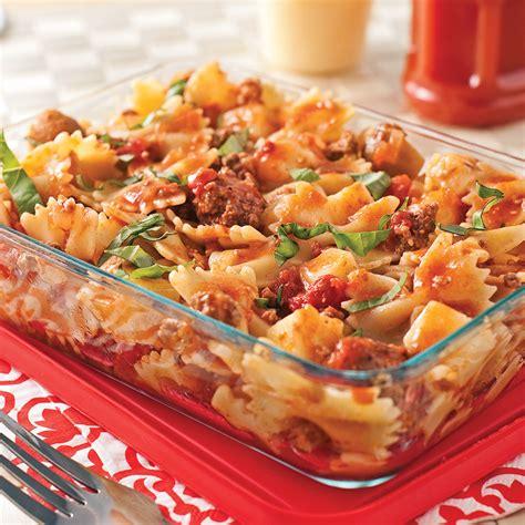 la cuisine italienne recettes recette pate avec saucisse italienne 28 images p 226