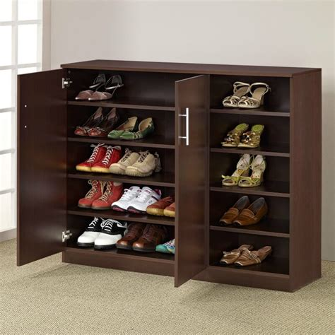 shoe storage cabinet 143 home storage and organization ideas room by room