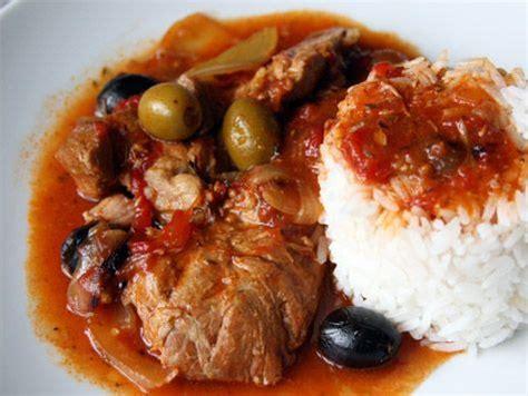 la cuisine corse saute de veau aux olives plat traditionnel corse