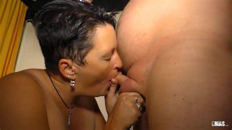 Xxx Omas Amateur Mature Sex With German Brunette