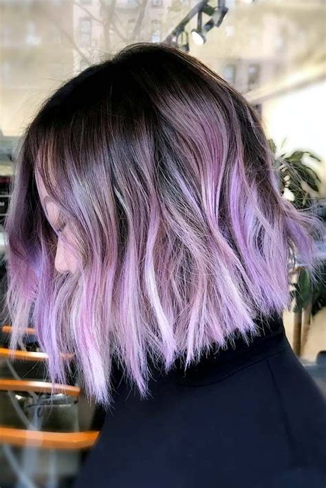 33 Cool Ideas Of Purple Ombre Hair I See Your True