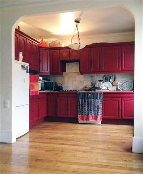 peindre des elements de cuisine repeindre une cuisine 300 euros pour un relooking réussi côté maison