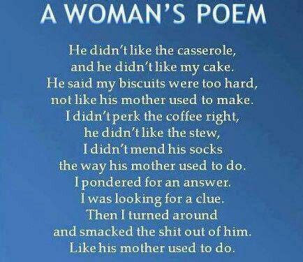 women empowerment poems