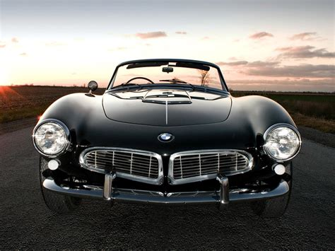 Bmw Convertible Old Classic Cars, Bmw 507 Wallpapers