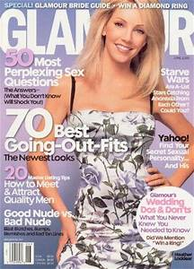 June 2000 cover Heather Locklear | Favorite Glamour ...