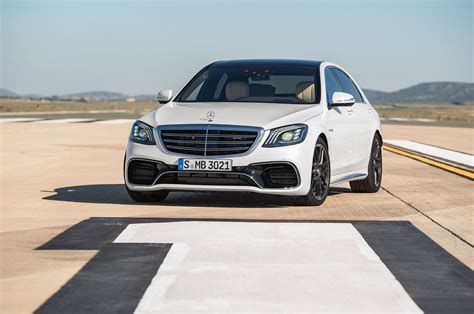New Mercedes Sclass by New Mercedes S Class Facelift 2017 Specs News And
