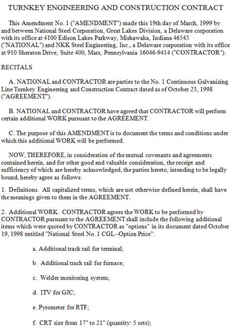 Engineer Contract Exle 6 sales agreement templates excel pdf formats 10 sle memorandum of agreement free sle
