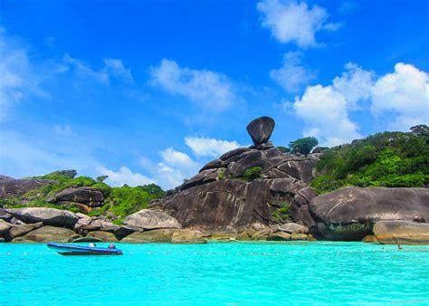 Similan Islands, Thailand