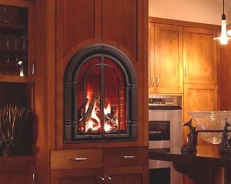Kitchen Gas Fireplace - mendota chelsea zero clearance gas fireplace nw