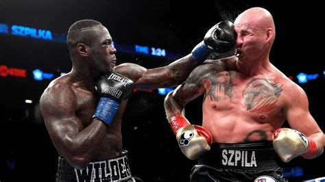What Is Deontay Wilders Record In Boxing - ImageFootball