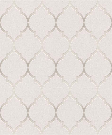Rasch Tapete Grau by Vliestapete Rasch Ornamente Grau Silber Glanz 701609