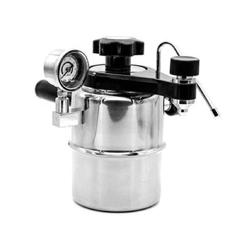Aluminum is lighter and heats up more quickly whereas stainless steel is heavier. Bellman Stainless Steel Stovetop Espresso Maker | Coffee Bean Estate