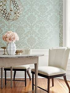 25+ best ideas about Damask wallpaper on Pinterest
