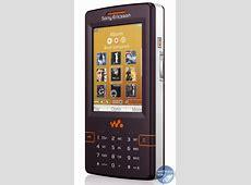 SonyEricsson W950