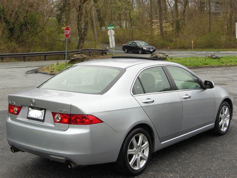 2008 Acura Tsx Manual by 2004 Acura Tsx Owners Manual