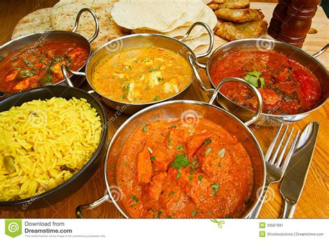 indian cuisine indian cuisine buffet stock image image of range gourmet