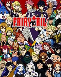 Fairy Tail Anime Returns in April 2014   Daily Anime Art