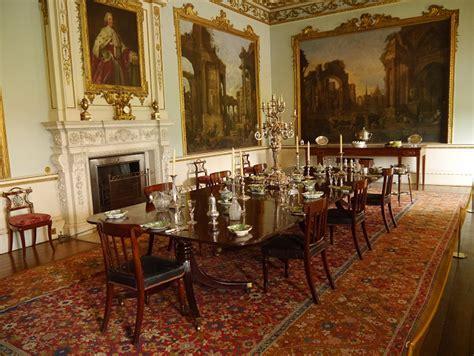 Dining Room, Shugborough Hall © David Dixon cc by sa/2.0