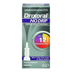 No Drip Nasal Moisturizing Spray