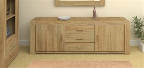 A Sideboard Is A by Styling Storage Oak Sideboards Oak Furniture Company