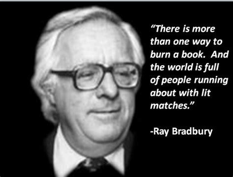 burn  book ray bradbury