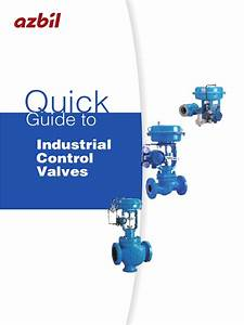 Control Valve Selection Guide