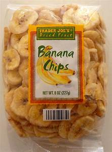 What's Good at Trader Joe's?: Trader Joe's Banana Chips