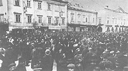 Austro-Hungarian strike of January 1918 - Wikipedia