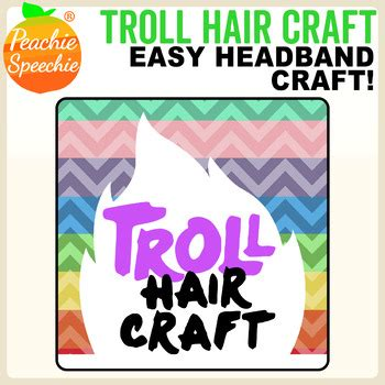 trolls hair template 26 images of troll hair template printable canbum net