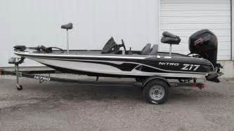 Bass Boat Z17 by Nitro Z 17 Boats For Sale Boats