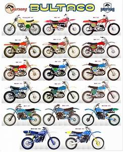 17 Best Images About Old Dirt Bikes On Pinterest