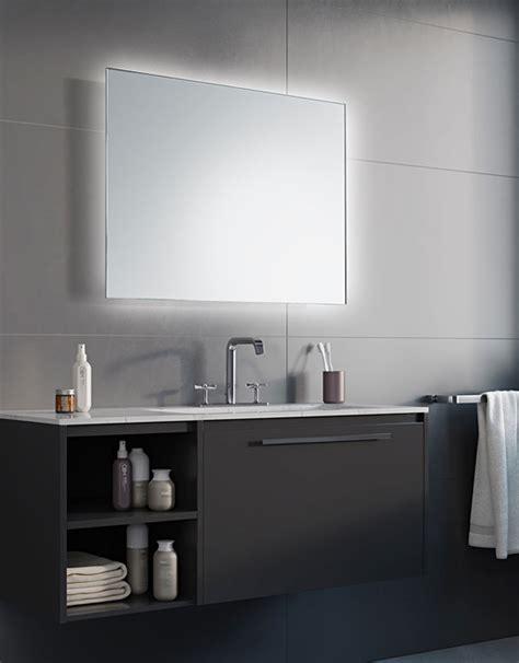 mirror shine led mirror