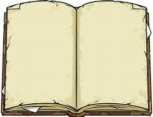 Blank Book Cover - ClipArt Best