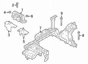 Ford Focus Engine Mount Bracket  Front  Rear   Motor