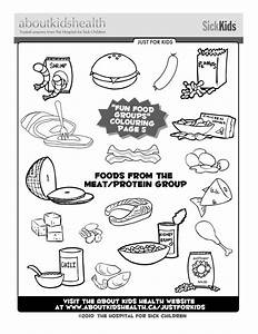 Foods from the meat and protein food group. Great ...