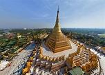 Shwedagon Pagoda #7