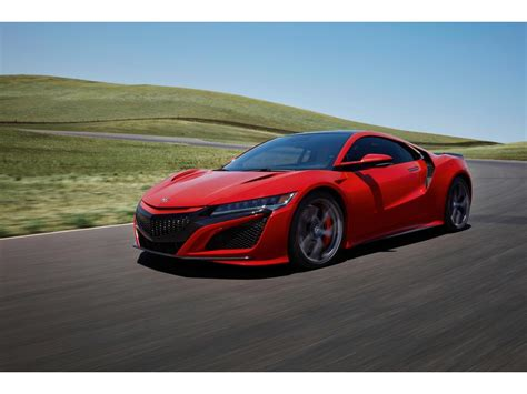 acura nsx prices reviews  pictures  news