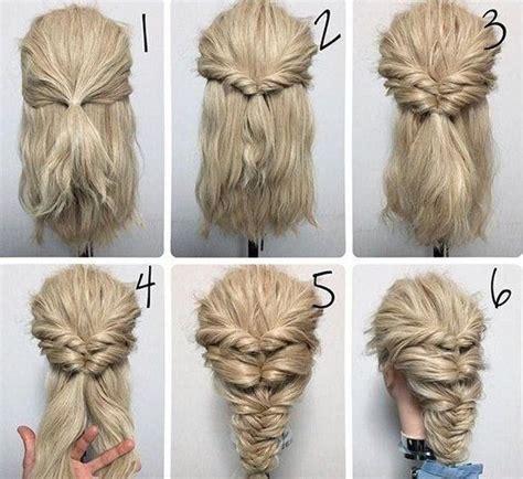 prostye pricheski na kazhdyy den hair ideas pricheski prostye pricheski zapletennye volosy