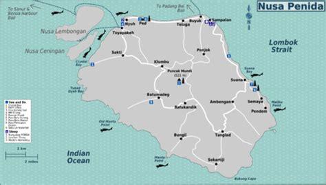 bali weather forecast  bali map info detail nusa