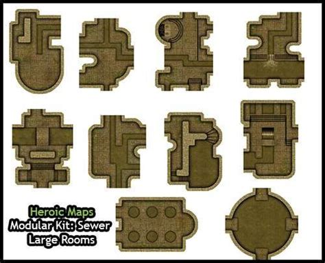Dungeons And Dragons Tiles Printable by 73 Best Images About Modular Dungeons On News