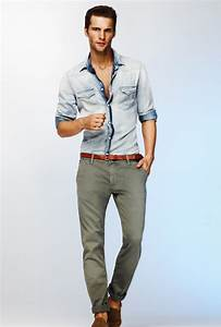 #Weekend outfit idea guys #denim shirt is a must - have ...